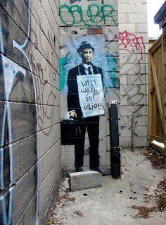 Artist: #Banksy