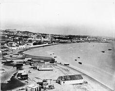 Enseada do Restelo, Belém, 1881 (A.F.C.M.L.)