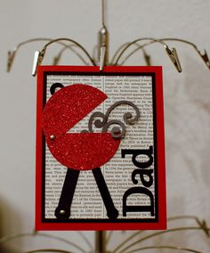 6/13/2012; Connie Tumm at 'Stampe Art Squared...' blog; link to inspiration card for this card