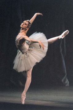Ulyana Lopatkina in Balanchine's Diamonds. Diamonds, thefinal section of Jewels, with its choreographic nods to the Imperial Russian Ballet schooling and to Petipa's classical masterpieces, is Balanchine's homage to both his grand ballerina Suzanne Farrell and to Russian tradition. Unsurprisingly, Balanchine chose a Russian score (Tchaikovsky's Symphony No. 3) and dressed his ballerinas in wonderful white tutus. The ballet opens with a waltz for a corps de ballet of 12 women and two…