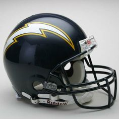 San Diego Chargers Throwback 1988-2006 - Riddell Authentic NFL Full Size Proline Football Helmet by Creative. $208.99. NFL Memorabilia & NFL Helmets. RD*CHARGERS - A (88-06). Save 23%!