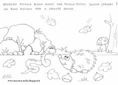 maestra Nella: Storia d'autunno Doodle Coloring, Teaching Materials, Coloring Pages For Kids, Homeschool, Doodles, Diy Crafts, Education, History, Halloween