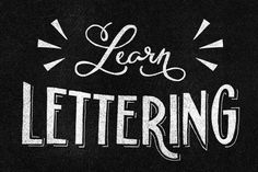 I've put together the best resources for anyone interested in learning more about custom typography and hand lettering, from online typography courses to books and kits on hand lettering, type skills and more. Whether you're interested in making hand lettering your next hobby or adding custom type to your list of professional skillsets, this is …