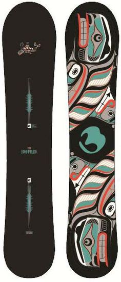 Burton Barracuda Snowboard...lovin this thing this season!!
