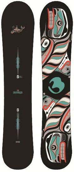 Burton Barracuda Snowboard...lovin this thing this season!!