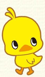 チキンラーメンのキャラクター「ひよこちゃん」 かわいいだけじゃなくて印象に残るフォルム。