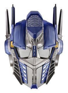 Free Transformers Printable Mask