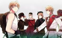 THIS IS CANON 2p!HETALIA. I REPEAT. CANON. 2p!HETALIA. (NO.NO I DO NOT ACCEPT THIS I WANT THE FANDOMS 2P DESIGNS FOR THEM :~:) <--- are.... Are you sure?<<<< Yes we are sure! HIMA WHY YOU DO THIS!!!!! AND WHAT IS THAT IN BEHIND ENGLAND!