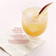Have a signature cocktail at your wedding to save money. Print a description of the cocktail on a napkin.