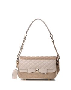 29d8eb00cf2a AdoreWe QIANBH Fashion Pink and Nude Mini Shoulder Bag - AdoreWe.com ...