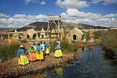Lake Titicaca Bolivia.