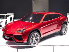 Lamborghini Is Preparing More Cool Stuff For The URUS Lamborghini seems to be very excited about their upcoming SUV and are letting everybody know how fast and powerful URUS will be. It almost looks like they are challenging Bentley's Bentayga and Porsche's Cayenne Turbo S.Lamborghini says that URUS will be powered by a twin-turbo 4-liter V8 engine...