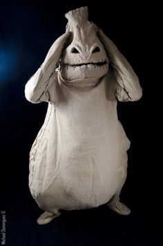 Oogie Boogie from The Nightmare Before Christmas | 30 Amazing '80s & '90s Inspired Cosplay
