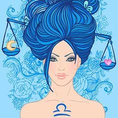 Zodiac Girl's faces on Behance  --  Varvara Gorbash