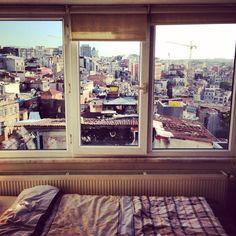 #istanbul #turkey #view #travel