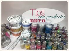 Tips con productos Nuvo