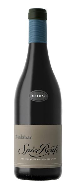 The Spice Route Malabar 2007 scores 85 points. #wine #SouthAfrica
