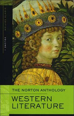 Them Norton Anthology Western Literature: Will be shipped from US. Used books may not include companion materials, may have some shelf wear, may contain highlighting/notes, may not include CDs or access codes. money back guarantee. Math Literature, High School Literature, British Literature, English Literature, Classic Literature, Norton Anthology, Traditional Literature, Book Authors, Used Books