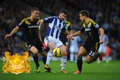 Prediksi Skor West Bromwich Albion vs Chelsea 12 Februari 2014