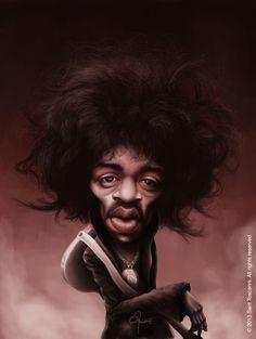 #Jimi Hendrix era homosexual? Clic en la imagen y lee la anécdota.