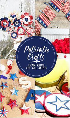 Patriotic Crafts for