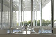 Terzo Piano Restaurant/ Dirk Denison Architects
