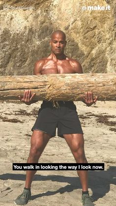 David Goggins went from an exterminator living paycheck-to-paycheck to a Navy SEAL, here's how. David Goggins went from an exterminator living paycheck-to-paycheck to a Navy SEAL, here's how. Fitness Motivation Quotes, Fitness Goals, Fitness Tips, Health Fitness, Fitness Journal, Mens Fitness, Yoga Fitness, Navy Seals Quotes, Becoming A Navy Seal
