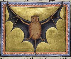 Aberdeen Bestiary, England ca. 1200 Aberdeen University Library, MS 24, fol. 51v