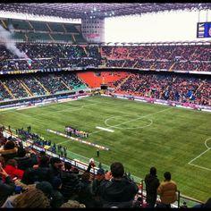 Stadio G. Meazza - Milano 2011