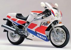 FZR 1000 EXUP, 1989