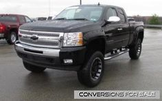 Used 2010 Chevy Silverado Rocky Ridge Lifted Truck For Sale, Certified Pre-Owned