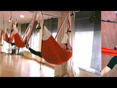 Aerial Yoga Class (AeroYoga®) With The Smart Phone Fitness Pilates, Pilates Workout, Ayurveda, Anti Gravity Yoga, Suspension Training, Aerial Yoga, Free Yoga, Yoga Teacher Training, Health