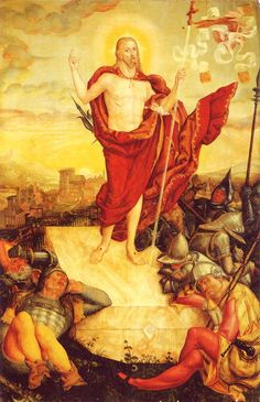 Der-Auferstandene 1558 - Resurrection of Jesus in Christian art - Wikipedia, the free encyclopedia