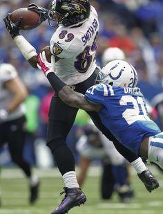 Steve Smith, Baltimore Ravens gettin it done  #baltimorestyle