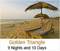 GOLDEN TRIANGLE,Popular Holidays