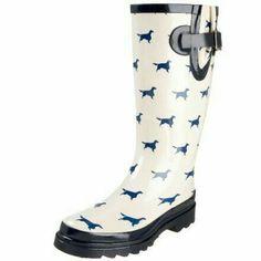Dachshund Rain Boots