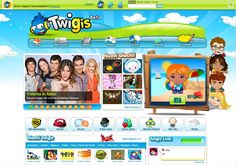 Arriva Twigis, il social network tutto per i bambini   6gradi Siamo sicuri sia questa la tecnologia che serve ai bambini?