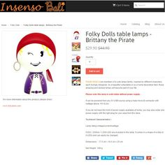 New! The #FolkyDolls now selling on #shopify !  Https://InsensoBali.myshopify.com  We ship worldwide!  #LEDlighting #lamps #lamp #tablelamps #moodlighting #tablelamp #nightlight #kids #kidslamp #interiordesign #luminaire #lampe #bedroom #kidbedroom #homedecor #cute #fun #doll #dolls #children #LED #ledlamp #lighting #joyful #madeinbali #folkydoll #folkydollslamp #kidsdecor