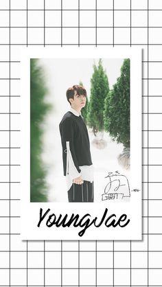 Youngjae kpop lockscreen