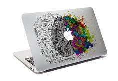 Macbook Decal Think Different/ Creative Sticker for Computer Think Different/ Think Different Design / Apple Logo