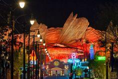 Cars Land at Disney's California Adventure Park-Disneyland Resort