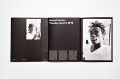 Todd Jordan — Harold Hunter — Publication