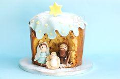 cake design natale presepe - Cerca con Google