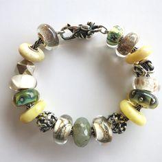 """The """"Cosy"""" Trollbeads bracelet design, by Tartooful"""