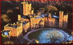 IMagine what life would be like here... too much cleaning! Peckforton Castle - Cheshire, England