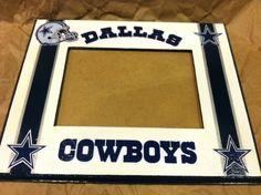 Dallas Cowboys Frame - @bcraftykc