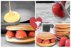 Ricette e Segreti in Cucina : Dorayaki alla Nutella