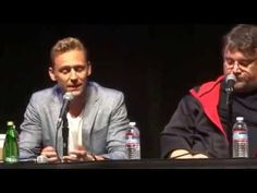 Tom Hiddleston and Guillermo del toro podcast at SDCC 2015. The original video has been removed. This video is for you all Hiddlestoners who want to watch th...