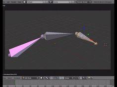 Tutorial Blender 3D 2.5 - Corso di base - 79: Pose Mode Armature Ossa Azioni - 5 di 5 - #Animazioni #Armature #Blender #Constraints #CorsoBlender #LezioniBlender #Redbaron85 #Videotutorial #Vincoli http://wp.me/p7r4xK-cW