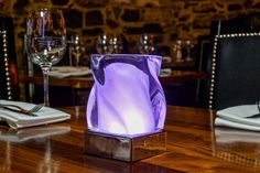 TWIST (set of 2) $179.00 $149.00 Price Includes Two (2) Cordless, Rechargeable Table Lamps INMOOD™ TABLE LED LIGHTING ELEGANT CORDLESS LED TABLE LAMPS FOR RESTAURANTS, HOTELS & HOMES – CAN BE USED INDOORS AND OUTDOORS – MULTI-COLOR REMOTE-CONTROL